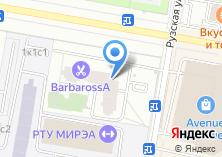 Компания «Мелис» на карте