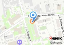 Компания «Воробей» на карте