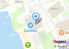 Компания «Химки-Ховрино» на карте