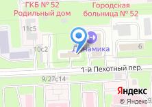 Компания «Адвокатский кабинет Бородина А.П.» на карте