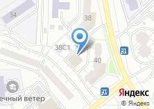 Компания «Хлебомолы» на карте