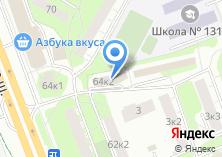 Компания «Цеппелин Русланд» на карте