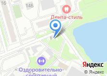 Компания «Продуктовый магазин на ул. Крупской» на карте