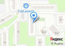 Компания «Спринт Экспрес» на карте