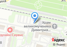 Компания «Новогодуново» на карте
