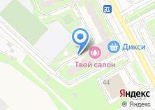 Компания «Строящийся жилой дом по ул. Кузнечики микрорайон (г. Подольск)» на карте