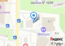 Компания «КОРАЛ ТРЕВЕЛ - Сеть турагентств» на карте