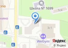 Компания «Таунхаусы.рф» на карте