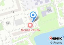 Компания «Open team» на карте