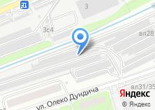 Компания «Автомобилист №1» на карте