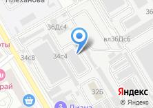 Компания «Smartbird» на карте