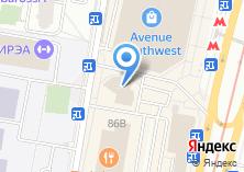 Компания «PickPoint» на карте