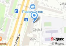 Компания «Динкенс» на карте