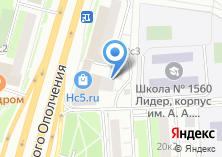Компания «Цвет Диванов» на карте