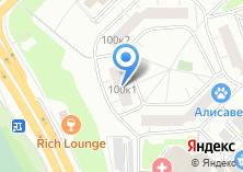 Компания «Секуритон Рус» на карте