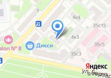 Компания «RUdesign» на карте