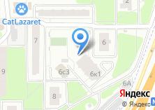 Компания «Строящийся жилой дом по ул. Зелёная (г. Химки)» на карте
