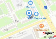 Компания «Мед+Ок» на карте