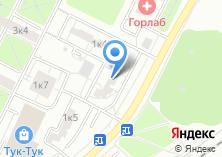 Компания «Беладонна» на карте