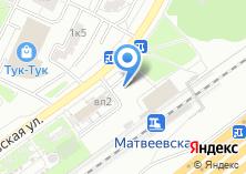 Компания «Ивановский текстиль» на карте