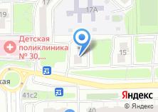 Компания «Филевский бульвар» на карте