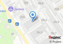 Компания «БизнесПрестиж» на карте