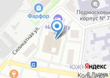 Компания «Мировые судьи Лобненского района» на карте