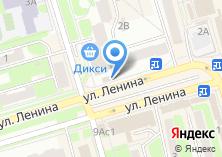 Компания «Салон мобильных телефонов» на карте