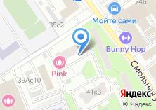 Компания «Строящийся жилой дом по ул. Фестивальная» на карте