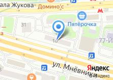 Компания «Арт-Фишинг» на карте