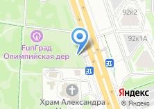 Компания «Временный Храм святого благоверного князя Александра Невского» на карте