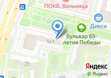 Компания «Дом Уюта» на карте
