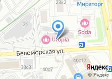 Компания «Автостоянка МГСА Южный административный округ» на карте