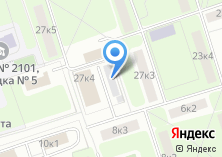 Компания «ТОиР Консалт» на карте