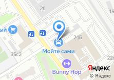 Компания «Auto-Smolnaya» на карте