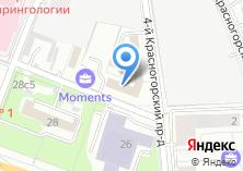 Компания «Термоэксперт» на карте