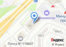 Компания «Компьюлинк» на карте