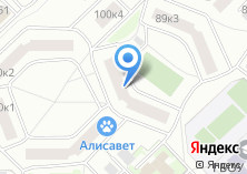 Компания «Участковый пункт полиции район Раменки» на карте