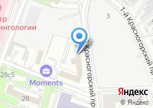 Компания «Неолайн РУС» на карте