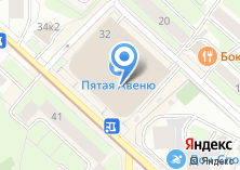 Компания «Мадина.ру» на карте