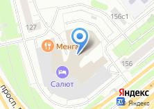 Компания «Развитие автовокзалов страны» на карте