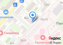 Компания «РиаКом» на карте