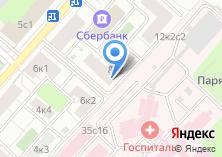 Компания «Экономтрансстрой-логистик» на карте