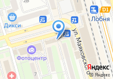 Компания «Сто Удач» на карте