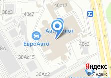 Компания «Турбо Балтика» на карте