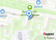Компания «Элит Денталь» на карте