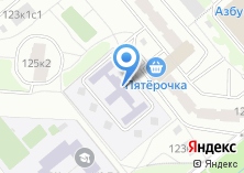 Компания «Детский сад №974» на карте