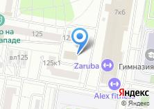 Компания «Терминал Сервис» на карте