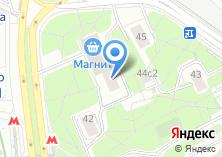 Компания «ПроОкна» на карте