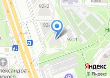 Компания «Лобачевского 92-1» на карте